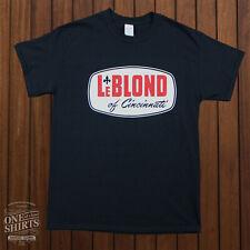 Leblond Lathe T Shirt Rare Vintage Machine Tool Logo On Gildan 6oz