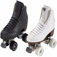 Riedell 111  With Riva Wheels Artistic Roller Rhythm Indoor Skates