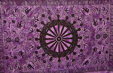 ship wheel tapestry 100% Fair Trade