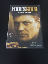 FOOL'S GOLD DVD THE STORY OF THE BRINK'S MAT ROBBERY SEAN BEAN