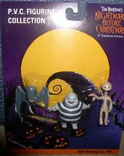 Spookys Mint on Card Nightmare Before Christmas Nmbc 3 Pvc Japan