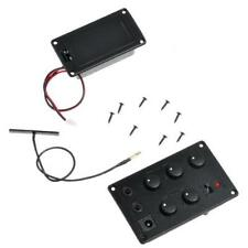 Belcat Piezo Cable Pickup 2 band EQ Preamp with Chorus System For Violin EQ