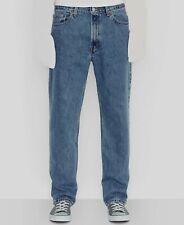 $175 Levi's 550 Mens 38W 32L Blue Jeans Casual Relaxed Fit Taper Leg Denim Pants