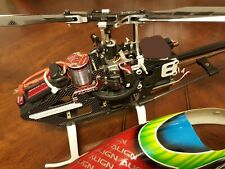 Align Trex 450L Dominator 6S Helicopter Blade +Battery  NO Flybarless receiver