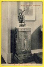 cpa Rare PARIS ART DÉCO Meuble CHAMBRE DE MAGENDIE Fanny ESSIER Bronze par BARRÉ
