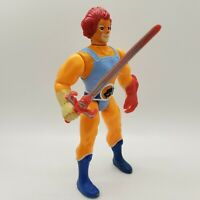 Vintage Lion-O Thundercats Figure Complete Sword of Omens Claw Shield 1985 LionO