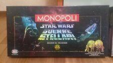 MONOPOLI STAR WARS EDIZIONE COLLEZIONE GIOCO TAVOLA SOCIETA' EG 1997 MONOPOLY