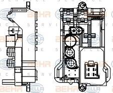 Resistenza Ventola Abitacolo Mercedes Benz Classe E W210 1995-2003 ORIGINALE