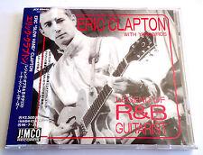 Eric Clapton w/ Yardbirds Legend Of R&B Guitarist Japan Cd 1994 w/Obi Jick-89449