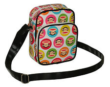 PAUL FRANK - MINI GUMBALL - MESSENGER/X BODY BAG - WHITE