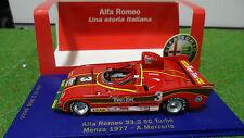 ALFA ROMEO 33.3 SC TURBO MONZA de 1977 au 1/43 M4 227009 voiture miniature