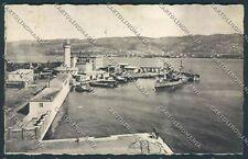 Trieste Faro cartolina C2677 SZG