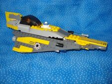 Lego Star Wars The Clone Wars Anakin's Jedi Starfighter 7669 Used