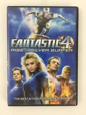 Fantastic 4 Rise of the Silver Surfer DVD Wide Full Jessica Alba Chris Evans