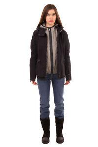RRP €1520 FRAUENSCHUH MATHILDA Ski Jacket Size 2 / M LIMITED EDITION Wool Blend