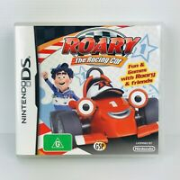 Roary The Racing Car Nintendo DS Game Complete PAL
