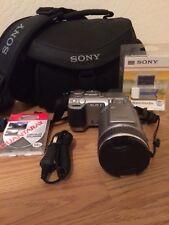 Sony DSCF707 Cyber-Shot 5MG Digital Still Camera 10xOptical Zoom By Carl Zeiss