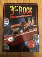 3RD ROCK FROM THE SUN - BOX SET - COMPLETE SECOND (2) SEASON - USED - (M4)
