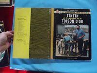 Les Aventures de Tintin et le mystère de la toison d'or au cinema 1962 / 120 ph