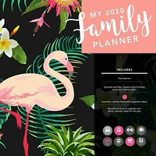 My Family Planner 2020 Square Wall Calendar by Browntrout  Fast Handling!!!
