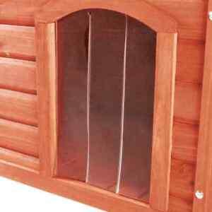 Porta IN Plastica Per Cuccia per Cane Porta di Ricambio Casa per Cani Kennel