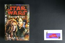 💎SURVIVOR'S QUEST TIMOTHY ZAHN 1ST EDITION 1ST PRINT STAR WARS  HARDCOVER💎