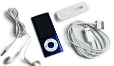 Apple iPod Nano MC037LL/A 8GB MP3 Player FM Tuner Video Camera Pedometer Gr A++
