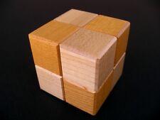 "Caja de puzzle japonés ""Karakuri creación Group' - Trick Cubo Caja Cubo No.1/1"