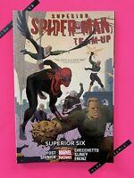 Superior Spider-Man Team-Up Superior Six TPB Marvel 2014 NM