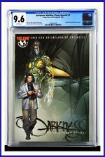 Darkness Holiday Pinup Special #1 CGC Graded 9.6 Image/Top Cow 1997 Comic Book