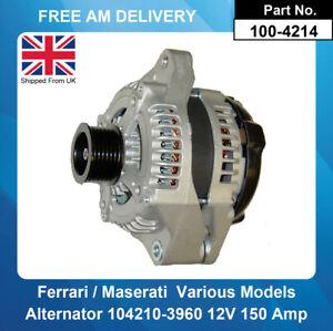 Alternator For Ferrari 104210-1020 104210-3960 104210-4170 193120