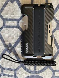 Dango T01 Tactical Wallet SPEC-OPS -CARBON FIBER Made in USA