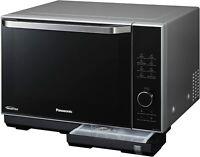 PANASONIC NN-DS596M Inverter Mikrowelle mit Grill, Heißluft, Dampfgarer, 1000 W