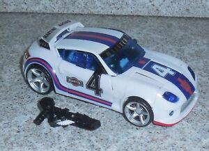 Transformers Unis Autobot Jazz de Luxe RTS Un-12 Missing 1 Poing