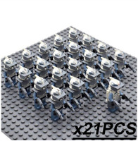 21 Pcs Custom Wolf Trooper minifigures Star Wars TROOPER clone Trooper Lego MOC