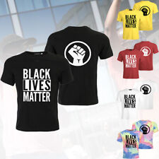 Black Lives Matter T-Shirt Anti Racism Protest Tshirt Justice BLM Unisex Tee