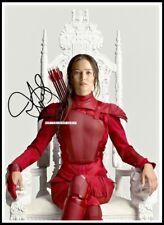 Jennifer Lawrence, Autographed, Pure Cotton Canvas Image. Limited Edit (JL-30)