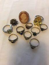 Lot Of Random Rings, Women