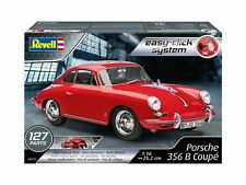 Porsche 356 Coupe Easy Click Kit REVELL 1:16 RV07679