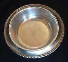 Vintage E.P.C. Silverplate Footed Bowl.