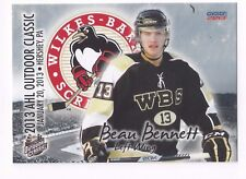 2012-13 AHL Outdoor Classic Beau Bennett (Chicago Wolves)