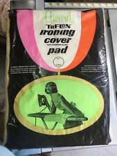 Teflon Ironing Board Cover & Cushion-Fluff Pad