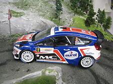 Minichamps Ford Fiesta WRC 2013 1:18 #8 Ten Brinke / Poel Hellendoorn Rally