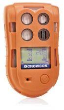 Crowcon T4 multi détecteur de gaz% lel, oxy, co, H2S c/w chargeur & cradle