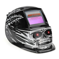 AUG Auto Darkening Welding Helmet Solar Powered Adjustable Grinding For MIG ARC