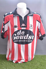 Sparta Rotterdam Football Shirt Adult Away XL Kappa Marks on the back 99/00