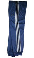 ADIDAS 3-Stripe Junior Active Pants Navy Blue Work-Out Pants ,Size XL (18/20)