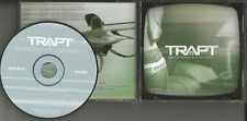 TRAPT Who's Going Home with you Tonight w/ 2 RARE MIXES PROMO DJ CD Single 2008