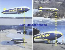 GOODYEAR BLIMP Note Cards 2 SETS of 4 Diff Styles Dirigible Airship Zeppelin