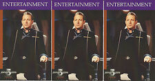 1997 Fleer Babylon 5 Season Four Promo Card Lot of 3 Oversized Cards